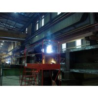 Bespoke Machinery Access Platform