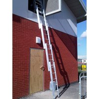 Winch Style Plant Room Escape Ladder
