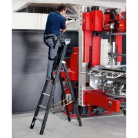 Zarges Z600 250kg Rated Heavy Duty Step Ladders
