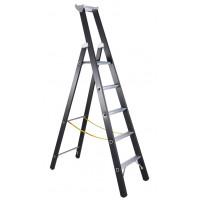 Zarges Z600 Heavy Duty Step Ladders - EN131 Professional