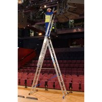 Zarges Skymaster 3 Part Trade Ladders