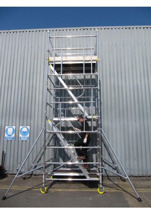 BOSS TOWER SCAFFOLD 2.5m BOARD