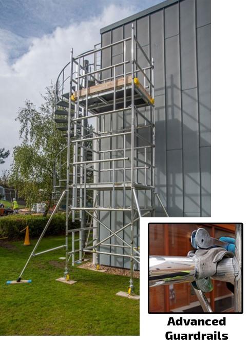 Advanced Guardrail Tower