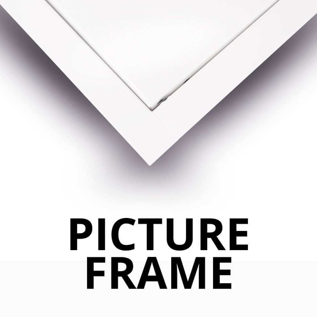 Picture Frame Hatch