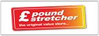 Pound Stretcher Logo